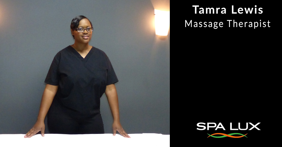 Tamra Lewis was born and raised in Tulsa, Oklahoma. She attended the local  Clary Sage College where she studied a broad range of integrated massage ...